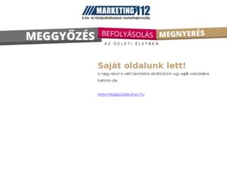 konyv.marketing112.hu screenshot