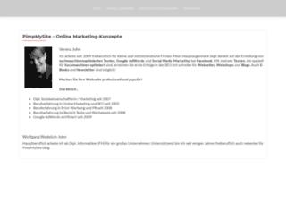 konzepte-online-marketing.de screenshot