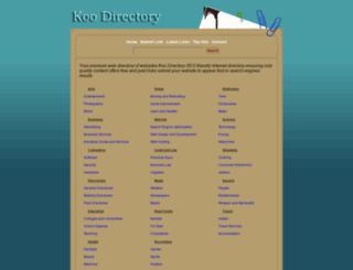 koodirectory.com screenshot