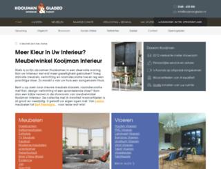 kooijmaninterieurs.nl screenshot