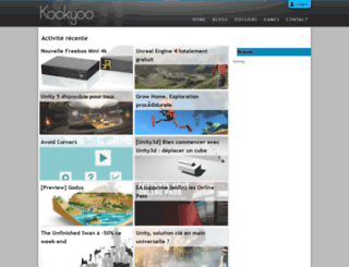 kookyoo.net screenshot