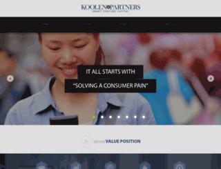 koolen.com.br screenshot