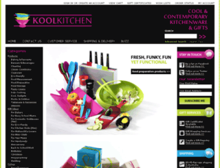 koolkitchen.com.au screenshot