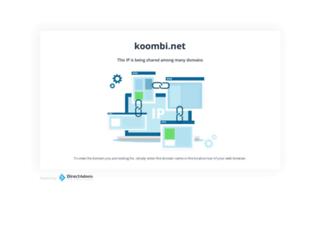 koombi.net screenshot