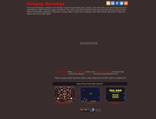 koopas-revenge.com screenshot