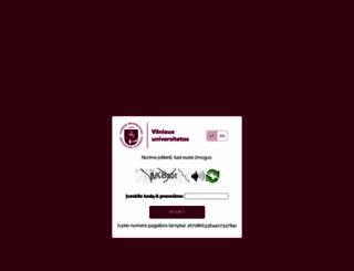 kooperia.su.lt screenshot