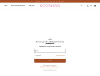 kooshoo-lifestyle-inc.myshopify.com screenshot