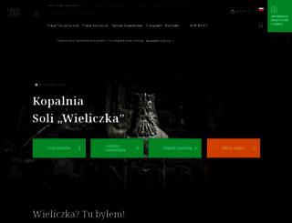 kopalnia.pl screenshot