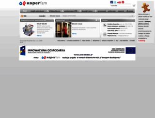 koperfam.com.pl screenshot
