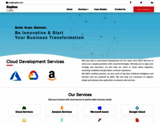 kophes.com screenshot
