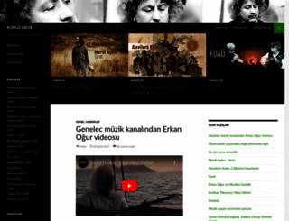 kopuzdede.com screenshot