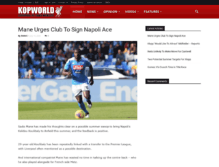 kopworld.net screenshot