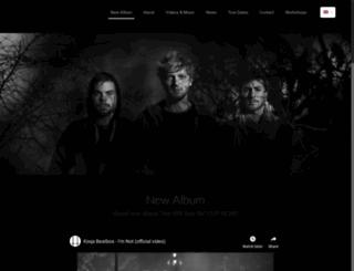 koqabeatbox.ch screenshot