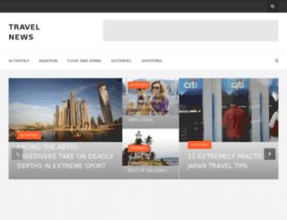 kora-travel.com screenshot