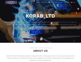 korab.pl screenshot