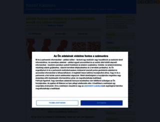 korallkalcium.blog.hu screenshot