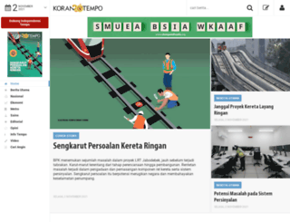 korantempo.com screenshot