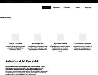 korax.com.tr screenshot
