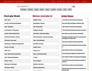 kordindonesia.com screenshot