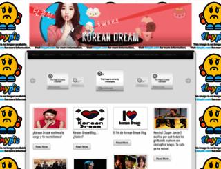 kordream.blogspot.com.es screenshot