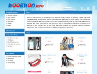 korea-shop.info screenshot