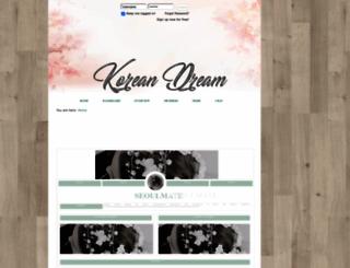 koreandream-roleplay.yooco.de screenshot