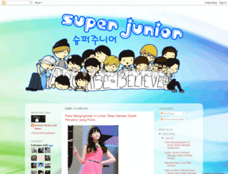 koreanmusicandnews.blogspot.com screenshot