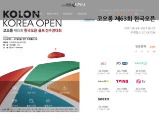koreapga.com screenshot