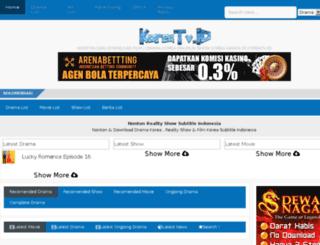 koreatv.id screenshot