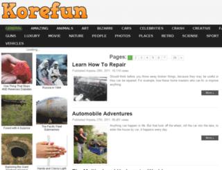 korefun.com screenshot