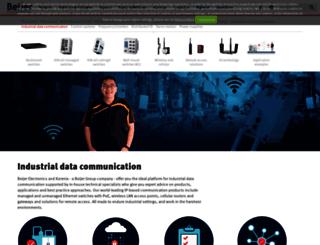 korenix-usa.com screenshot