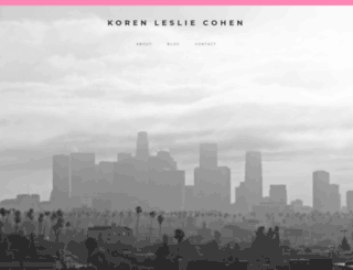korenlc.com screenshot