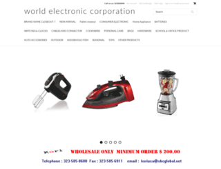 koriusa.net screenshot