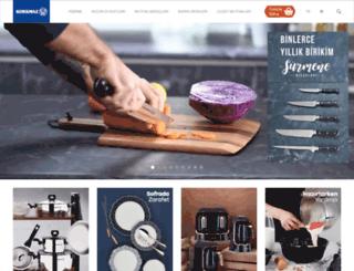 korkmaz.com.tr screenshot