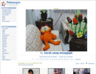 korok.fotopages.com screenshot