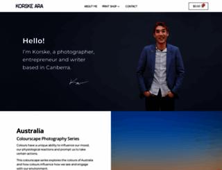 korske.com screenshot