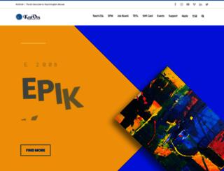 korvia.com screenshot