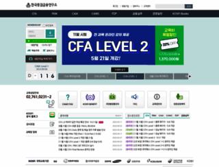 kosfi.com screenshot