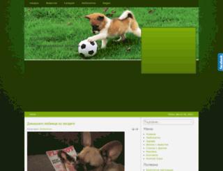 kosmatko.com screenshot