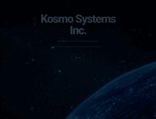 kosmo.com screenshot