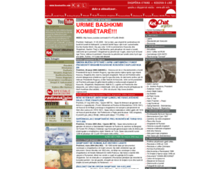 kosovaelire.com screenshot