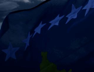 kosovothanksyou.com screenshot