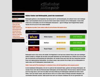 kostenlose-rollenspiele.com screenshot