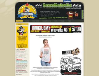 koszulkolandia.com.pl screenshot