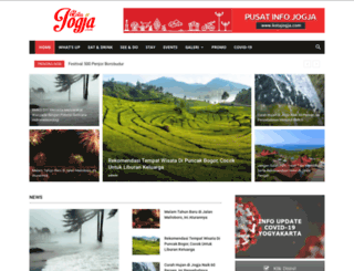 kotajogja.com screenshot