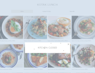 kotaklunch.com screenshot