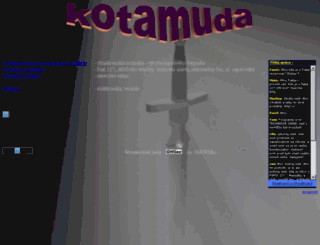 kotamuda.humlak.cz screenshot