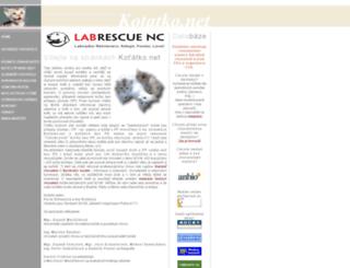 kotatko.net screenshot