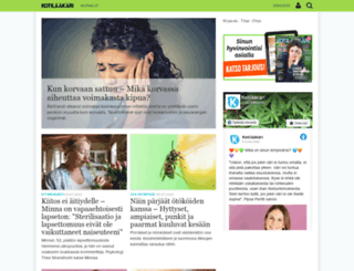 kotilaakari.fi screenshot