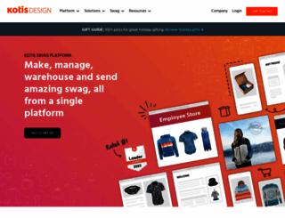 kotisdesign.com screenshot